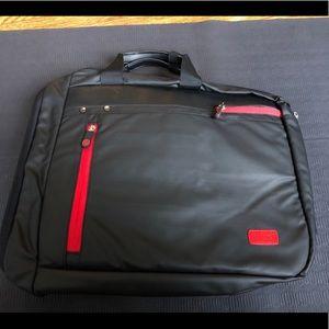 NWT Byford TwoWay Backpack Messenger Bag